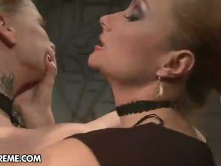 fresh submission, check bdsm mov, bondage clip
