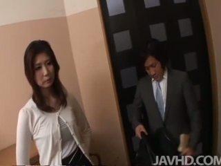 Japonais anal et creampie