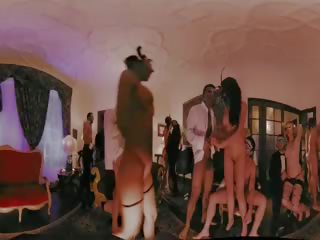 V360r: Swingers & Orgy HD Porn Video 05