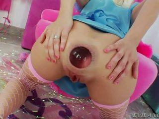 watch gaping free, fresh anal masturbation hq, ass toy
