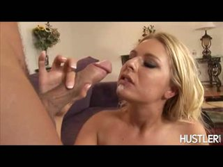 blondes action, fishnet, anal posted