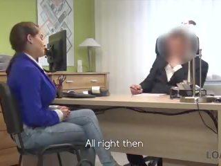 vol auditie gepost, een interview, boob