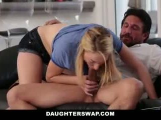 Daughterswap- daughters žaisti pokeris ir šūdas tėtis