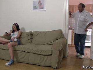 Girl Riding Father Inlaw Cock, Free Teen Porn 26