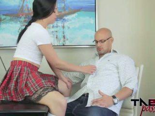 Slutty Teen Fucks Stepdad for Money <span class=duration>- 4 min</span>