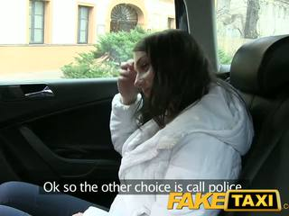 FakeTaxi Cute Russian tourist with a nice tight pussy