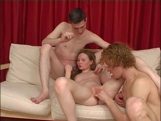 hottest brunettes vid, see threesomes tube, hottest small tits
