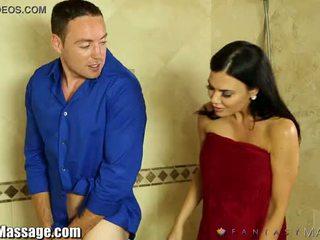 Fantasymassage momen jag skulle vilja knulla jasmine jae börjar knull masseur