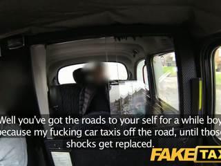 Faketaxi 英國的 taxi 鋼棒