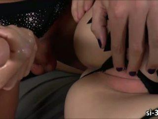 brunette video-, vers sex toy, tranny porno