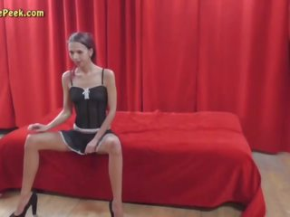 Zdenka with Sexy Long Legs, Free Sexy Legs Porn Video 85