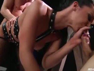 Jada stevens anaal ja double penetration keppimine