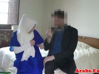 Arabic habiba throated vervolgens doggystyled, porno 57