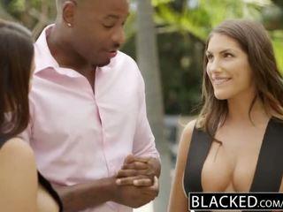 Blacked august ames و valentina nappi حصة bbc - الاباحية فيديو 021