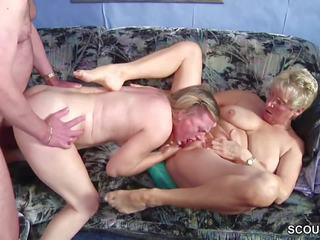 gratis matures film, heet milfs actie, trio seks