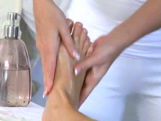 masseuse hot, lesbian any, massage great