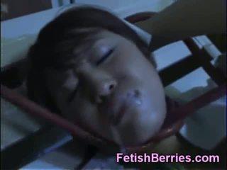 cele mai multe tineri proaspăt, complet suge, fierbinte japonez cele mai multe