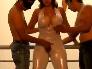 milfs porno, een trio gepost, oude + young film