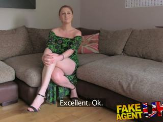 Fakeagentuk Finger Fucking Ass Licking and Cumshot: Porn c8