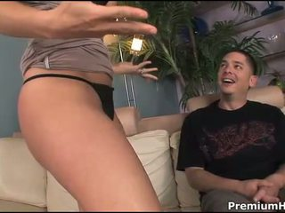 Busty woman fucked well