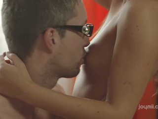 Sensual sex leads to cum covered ass