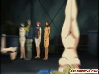 hentai, nominale anime film, gebonden