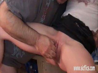 jong kanaal, orgasme porno, vers gapende gepost