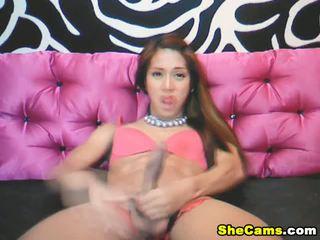 webcam film, striptease film, nominale shemale neuken