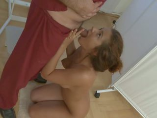 Curly Hair Fuck the Doctor, Free Anal HD Porn ad