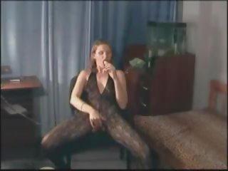 meest seksspeeltjes, heet panty, nominale wank scène