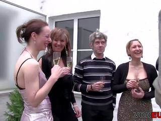 Deutsche Gangbang: Free Night Club Channel HD Porn Video e6