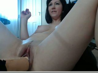 Webcam squirt fuckingmachine