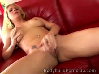 grote borsten film, masturbatie film, hq blond kanaal