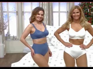 Bra & Panties Teleshopping, Free Bra Panties HD Porn f8