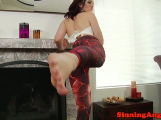 Flex Model Doggystyled then Throats Hard Cock: Free Porn 39
