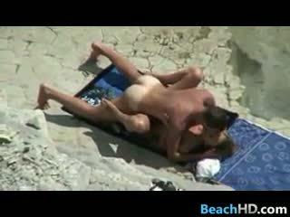 check voyeur you, real beach fun, outdoor new