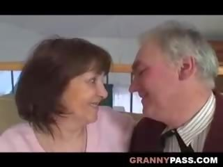 beste oma neuken, een grannies, matures actie