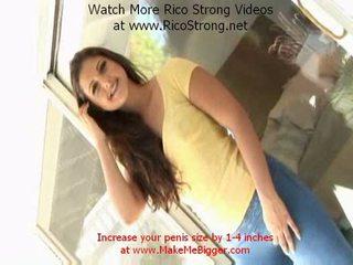 Carmella diamond vs rico strong