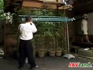 जापानी, blowjob, नीचे पहनने के कपड़ा