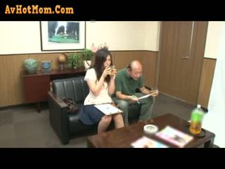online brunette video-, kijken orale seks, vers japanse