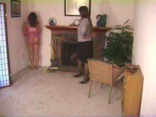 teens, spanking