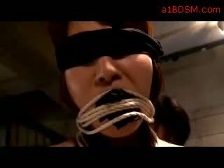 vol vastgebonden, bdsm klem, controleren slavernij film