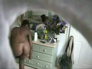 Ebony hidden cam sex