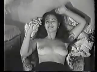 Curly Haired Girl: Free Vintage Porn Video 29
