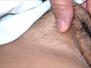 voyeur scène, controleren spelen, behaarde kut porno