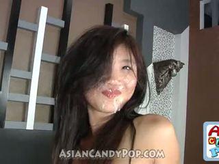 Thai utcán lány tang