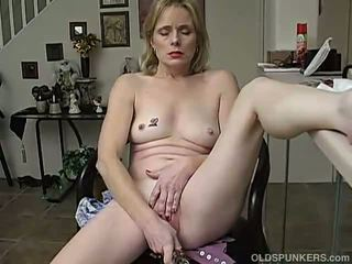 orgasme actie, plezier seksspeeltjes scène, heet masturbatie