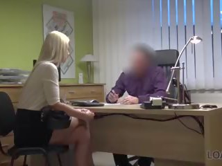 Loan4k No Driver License Yes Sex with Loan Agent: Porn 3e
