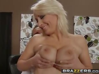 Brazzers - Big Tits at Work - Lexi Swallow and Keiran