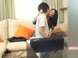 Adorable Seductive Japanese Girl Banging